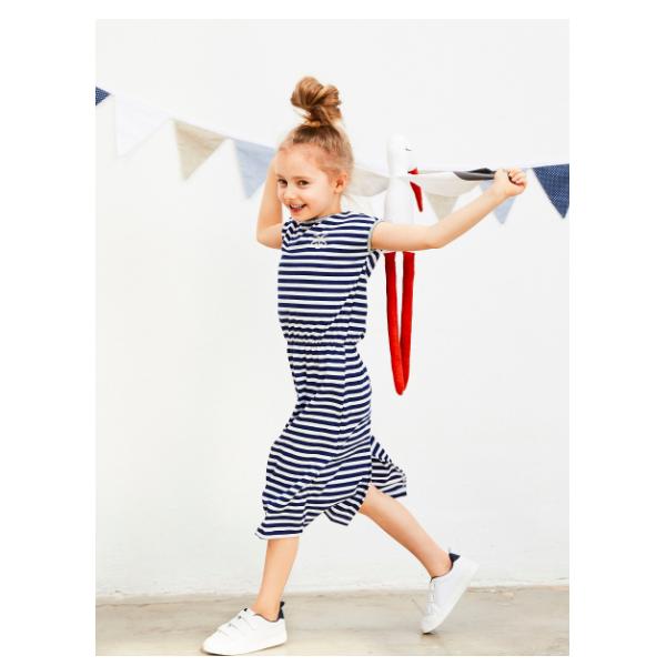 15d570136bed Ďalšia rada šiat z luxusnej kolekcie HIDDEN WONDERLAND! Námornícke pohodlné  šaty ...